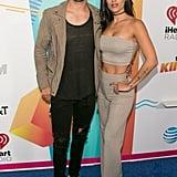 James Maslow and Gabriela Lopez