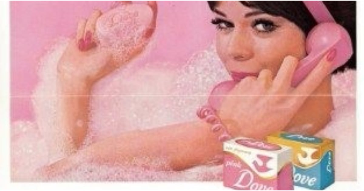 These Dove Vintage Ads From the 1950s Will Make You Want to Call Your Mom