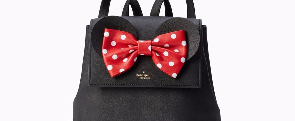We Really Want Everything From Kate Spade's New Minnie Mouse Collection