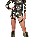 Commando Cutie Costume ($45)
