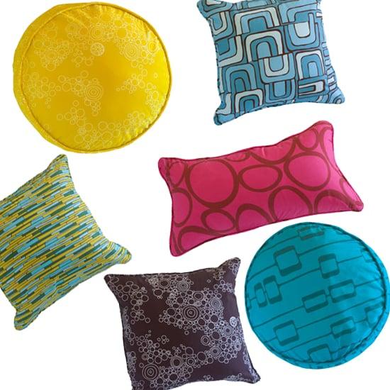 Nice and New: Angela Adams Pillows