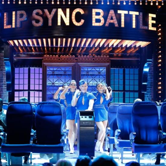 Clark Gregg Lip Sync Battle Video