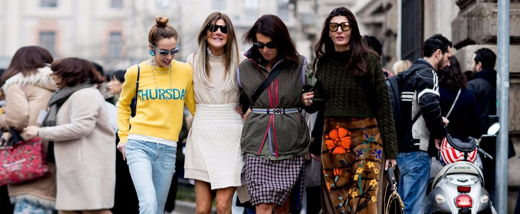 The Best Street Style From Day 3 at Milan Fashion Week