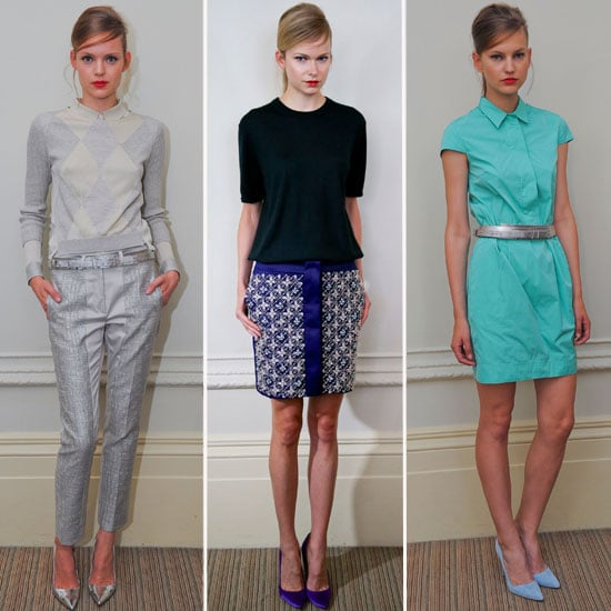 Pringle of Scotland Spring 2013 | Pictures