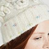 LoveShackFancy Rosalia Hat