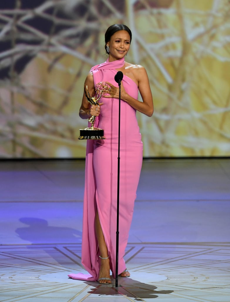 Image result for Thandie Newton emmys 2018