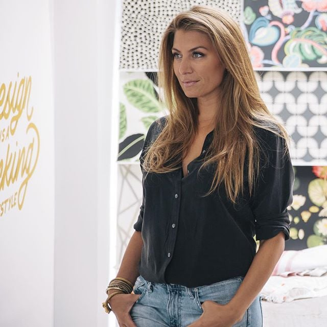 She Gets Work Through Social Media Genevieve Gorder