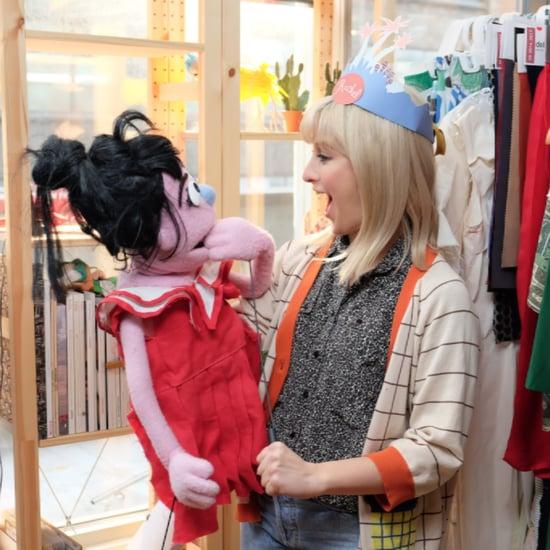 Rachel Antonoff Designer Studio Tour