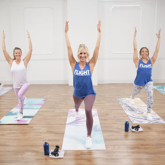 Take Flight: A 30-Minute Cardio Dance/Yoga Hybrid Workout