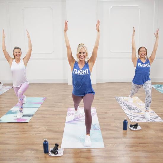Take Flight: A 30-Minute Cardio Dance/Yoga Hybrid Workout