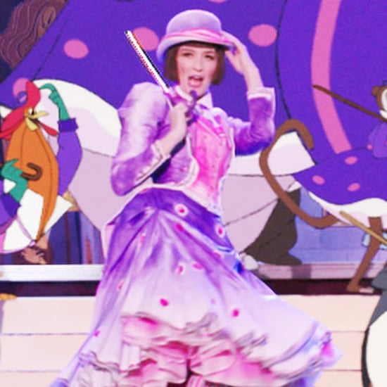 Is Emily Blunt Really Dancing in Mary Poppins Returns?