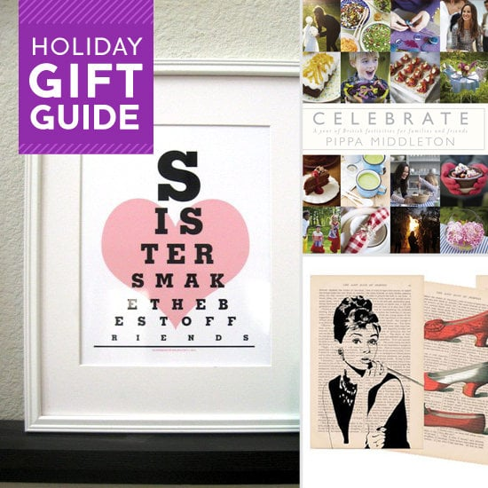 Thoughtful Diy Christmas Gifts: Shopping For A Sister Can Be Just Like Shopping For A Best