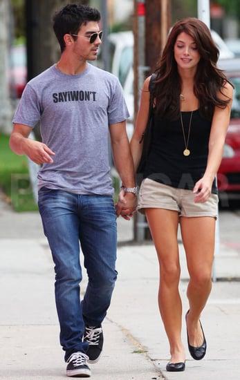 Pictures of Ashley Greene and Joe Jonas