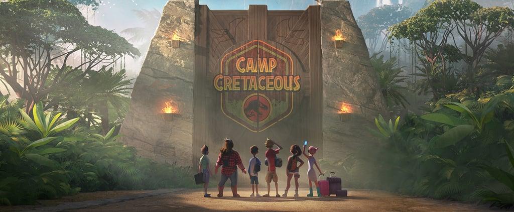Jurassic World Camp Cretaceous Netflix Show | Trailer