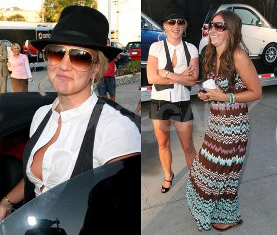 Britney Pissed Her Mom Likes Shar