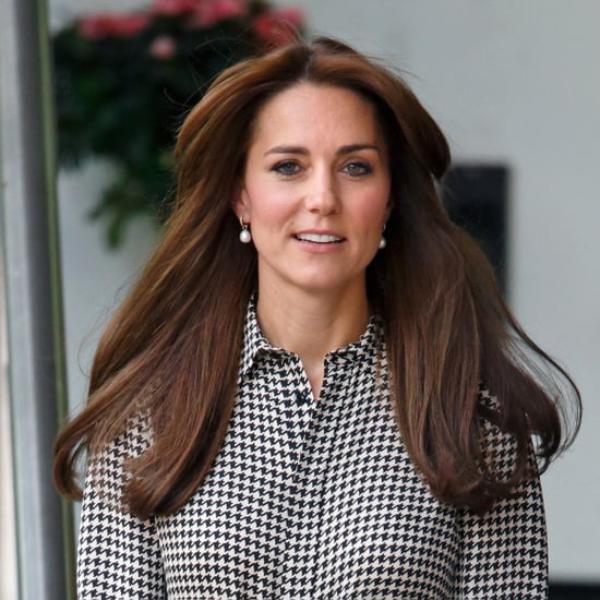 Kate Middleton's Pearl Drop Earrings