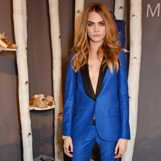 Cara Delevingne Designs Bags For Mulberry | Video