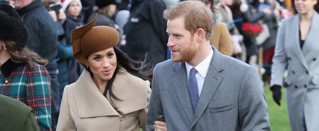 Prince Harry Talks About Meghan Markle's Royal Christmas