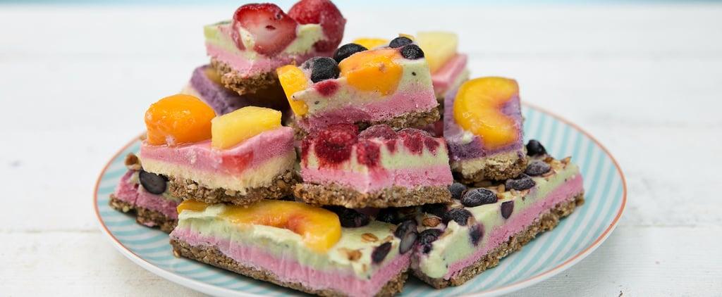 Metabolism-Boosting Rainbow Breakfast Bars