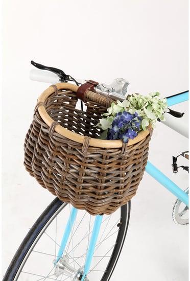 Republic Rattan Bike Basket ($40)
