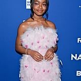 Marsai Martin at the NAACP Image Awards Dinner