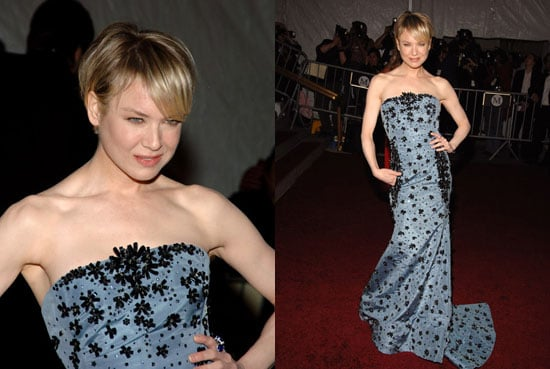 The Met's Costume Institute Gala: Renee Zellweger
