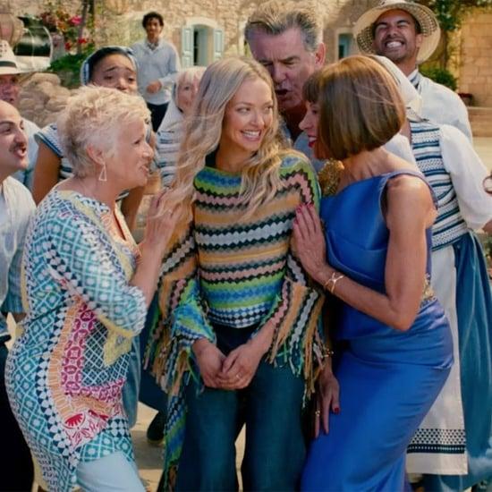 """Mamma Mia 2 """"Dancing Queen"""" Scene"""