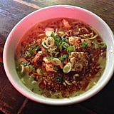 Mapo Tofu Ramen, Mission Chinese Food, New York