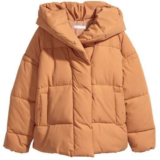 H&M Padded Jacket with Hood