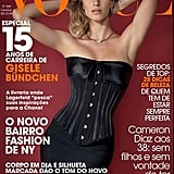 Gisele Bundchen in Vogue Brasil October 2010