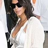 The 1 Major Styling Hack You Can Learn From Kim Kardashian's Cannes Look