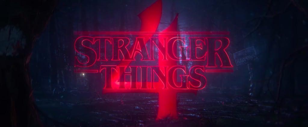 Stranger Things Season 4 Teaser Video Theories