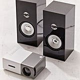 Projector and Speaker Gift Set