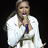 """Jennifer Hudson Performs """"Memory"""" From Cats at CinemaCon"""