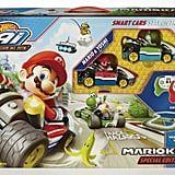 Hot Wheels Ai Starter Set Mario Kart Edition Track Set ($135)