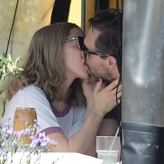Amanda Seyfried and Thomas Sadoski Kissing March 2016