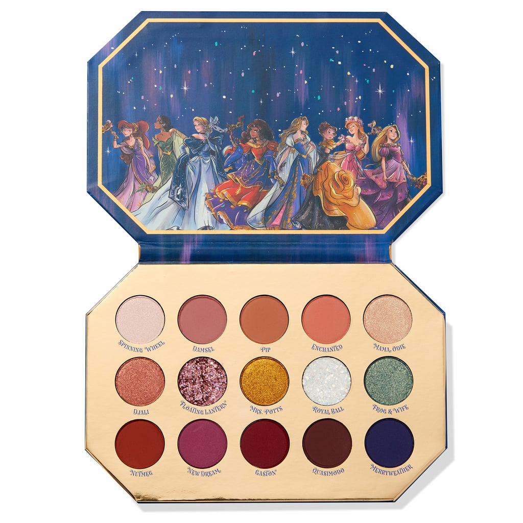 ColourPop Disney Midnight Masquerade Pressed Powder Palette