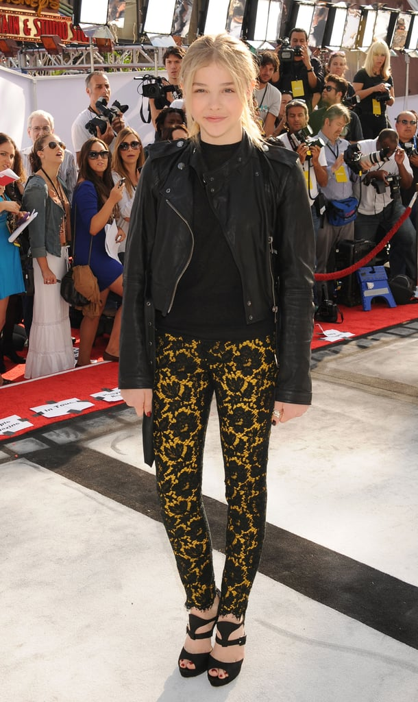 Chloë Moretz Style Profile