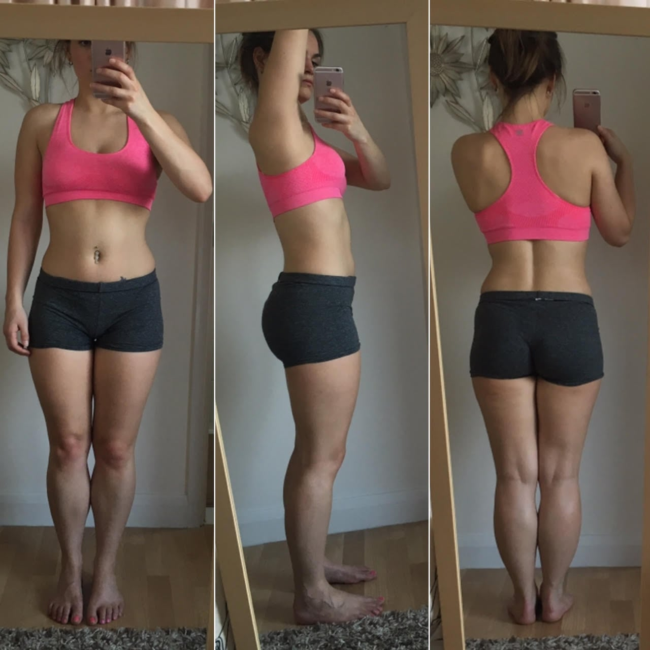 When She Began She Weighed About 54 Kg And Was 22 Percent Body Fat Jenn Says I Dont Regularly Weigh Myself As I Dont Believe What I Weigh Is Of Much