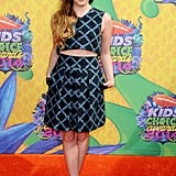 Willow Shields, 14
