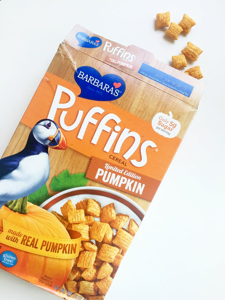 Barbara's Pumpkin Puffins  ($5)