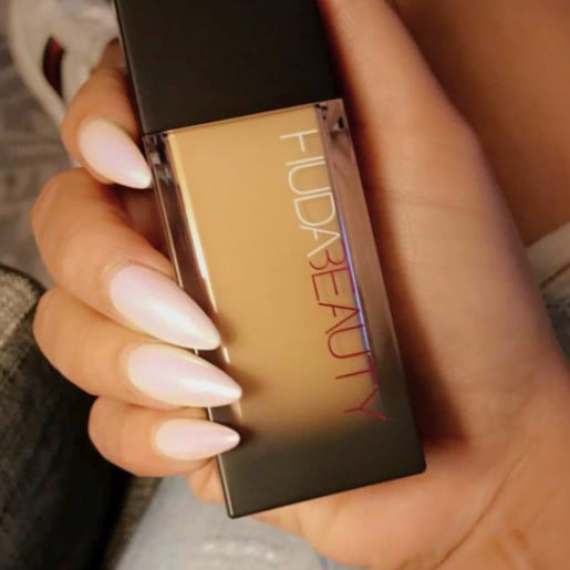 Huda Kattan Faux Filter Foundation Launch