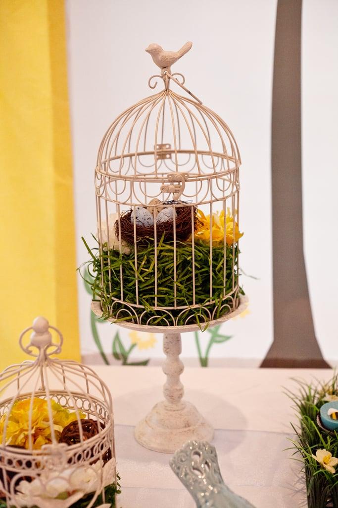 Bird-Cage Decor