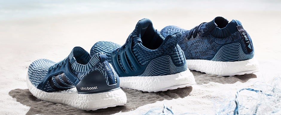 Adidas Created Another Sneaker Collection Using Ocean Plastic — and It's Out Tomorrow!