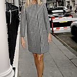 Gwyneth Paltrow at a Coach dinner in London.