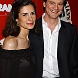 Colin Firth and Wife Livia Pictures