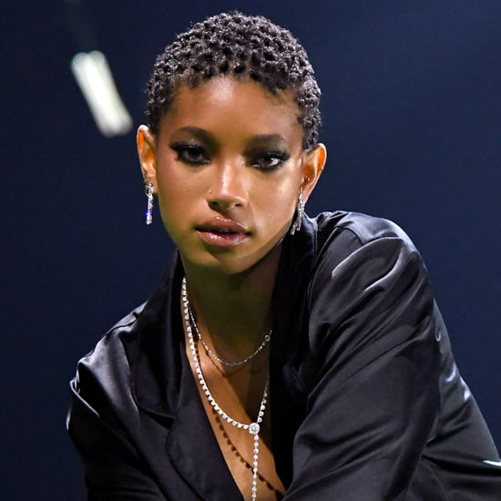"""Willow Smith Shaves Her Head For """"Whip My Hair"""" Performance"""