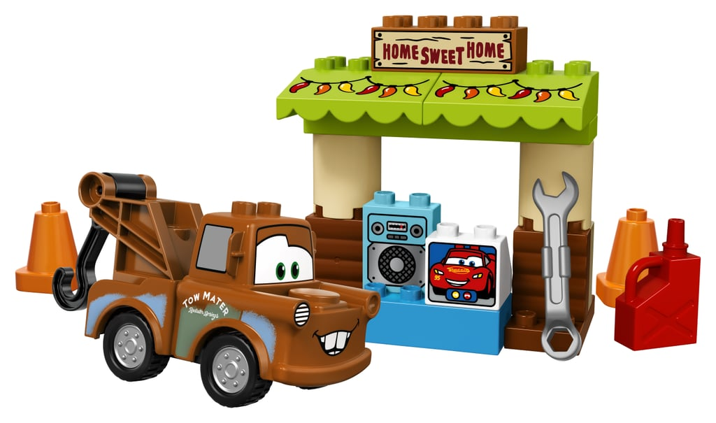 Lego Duplo Mater's Shed