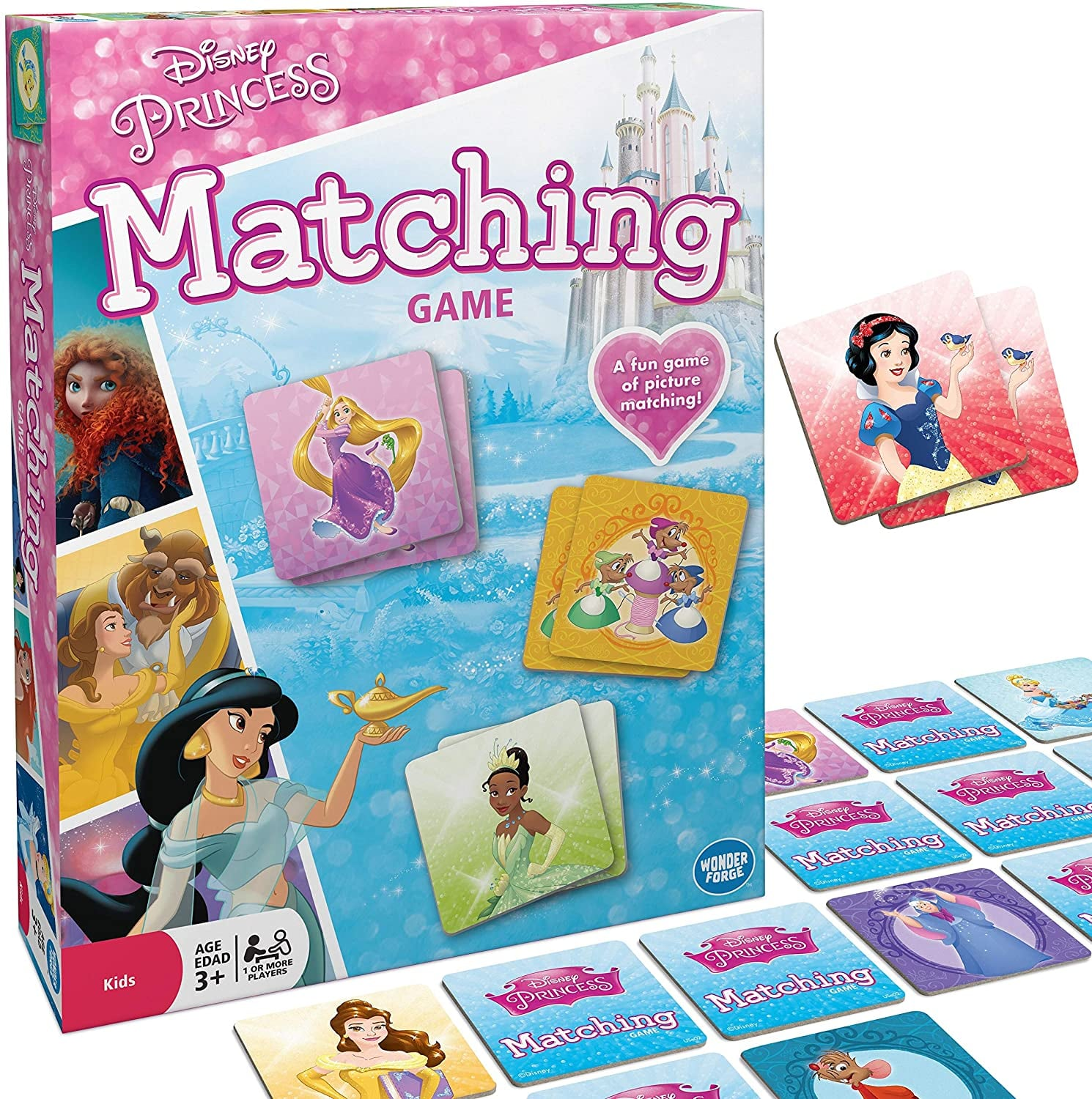 Wonder Forge Disney Princess Matching Game Meet The Best Toys And Gift Ideas For 4 Year Old Kids In 2020 Popsugar Family Photo 53