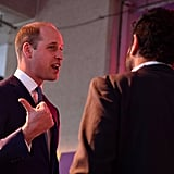 Prince William at Commonwealth Heads of Government Meeting